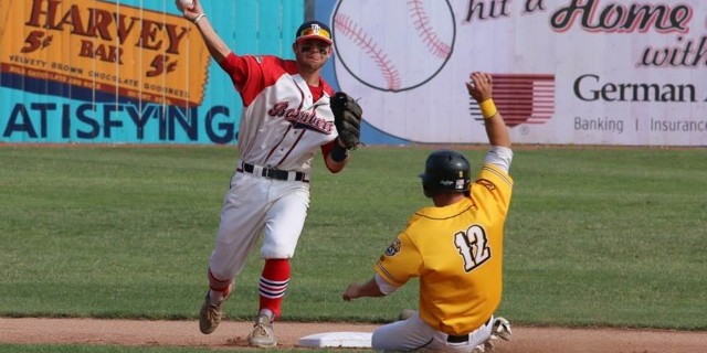 Bombers Win, But Drop to 4th in OVL Standings