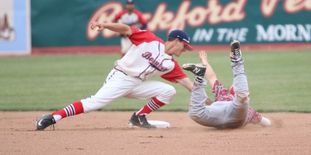 Bombers Leap Over Hoppers in the 9th for a 7-6 Win