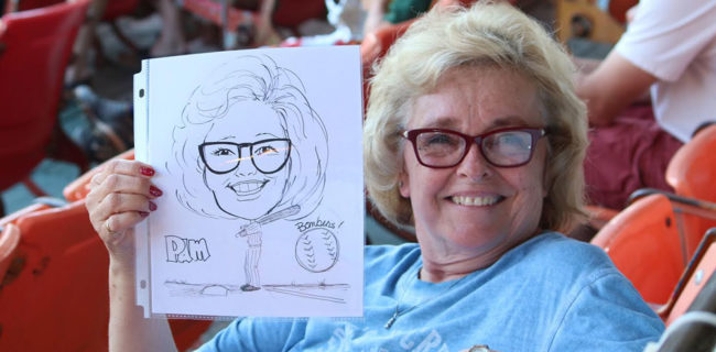 The Hoosier Queen of Caricature
