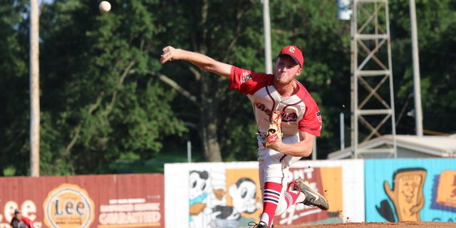 Bombers Sparked by Anderson's Pitching in 13-2 Win