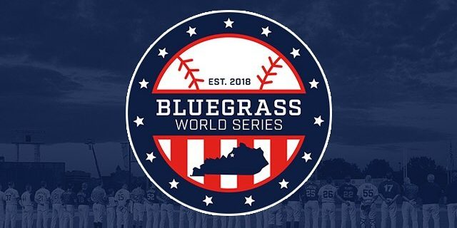 Bombers Begin Play in Bluegrass World Series on July 31
