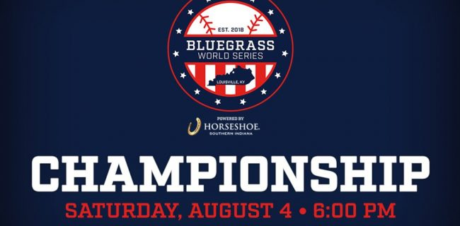 Bombers in Championship Game of Bluegrass World Series