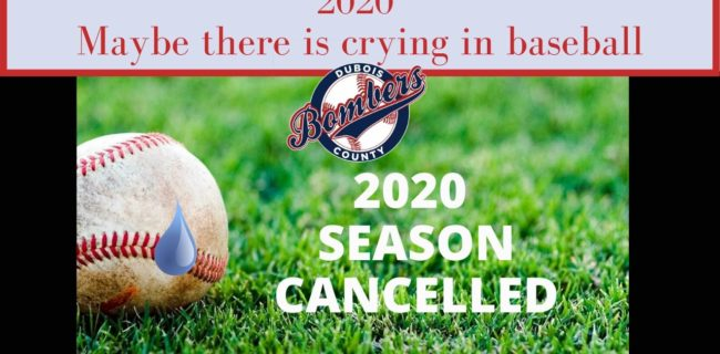 2020 Season Cancelled