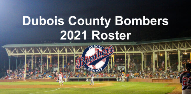 Bombers Announce 2021 Roster